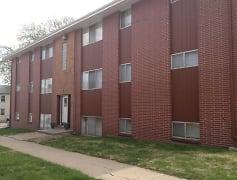 Building, J & K Apartments, 0