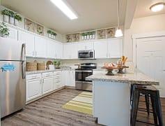 Kitchen, Draper Village, 0