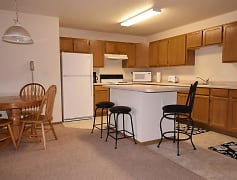 Dining Room, Sun West I & II Apartment Homes, 0
