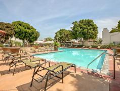 Pool, El Cordova Apartments, 0