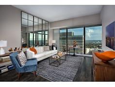 Living Room, 2Hopkins Apartments, 0