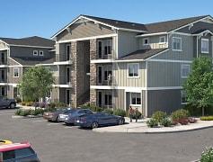 Building, Carson Hills Apartments, 0