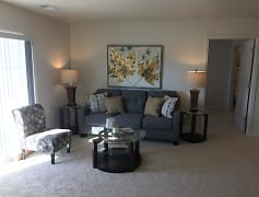 Living Room, Sycamore Creek Senior Apartments, 0