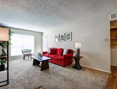 Living Room, Bardin Oaks, 0