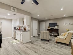 Living Room, Citrus Grove Apartments, 0