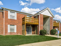 Building, Loper Commons Apartments of Shelbyville, 0