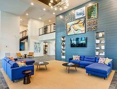 Living Room, Veere Apartments, 0