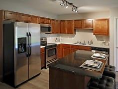 Kitchen, Tuscany Apartments, 0