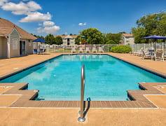 Pool, Bridgeport Apartments, 0