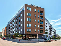 Building, 2700 University Apartments, 0