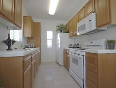 Kitchen, Andalusia Apartments, 0
