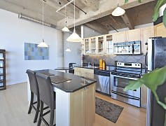Kitchen, The Lofts and Upper Lofts At Canal Walk, 0
