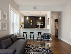 Living Room, The Colonnades, 0