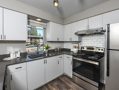 Kitchen, Montclair Terrace, 0