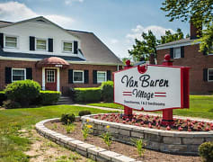 Van Buren Village apartments in Kettering, OH