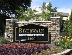 Community Signage, Riverwalk, 0