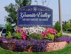 Community Signage, Granite Valley Apartment Homes, 0