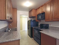 Kitchen, Residence at Woodlake, 0