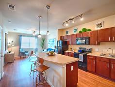Kitchen, Oak Tree, 0