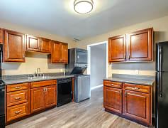 Kitchen, Wingate Townhouse Apartments, 0