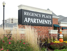 Community Signage, Regency Place Apartments, 0