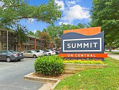 Community Signage, Summit on Central, 0