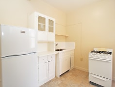 Kitchen, 377 Lenox Avenue Apartments, 0