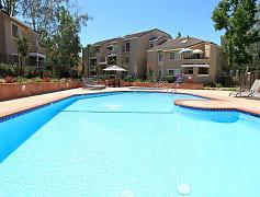 Pool, Arcadian Apartments, 0