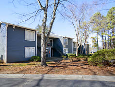Building, Forest Cove Apartments, 0