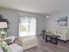 Living Room, River Ridge Apartments, 0