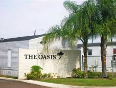 Community Signage, Oasis Manufactured Home Community, 0