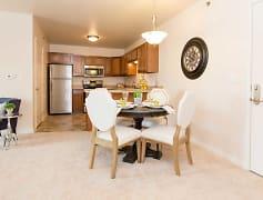 Dining Room, Lafayette Square Senior Apartments, 0