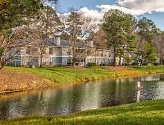 Lake, Pine Winds Apartments of Raleigh, 0