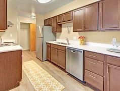 Kitchen, Century Plaza, 0