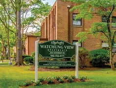 Community Signage, Watchung View Apartments, 0