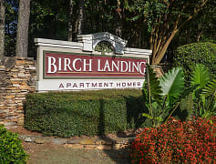 Community Signage, Birch Landing Atlanta Apartments, 0