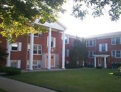Building, Dickens Apartments, 0