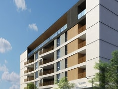 Rendering of Picasso Brentwood