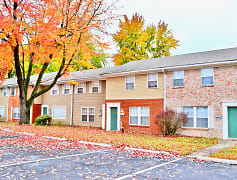 Townhomes in Fall!