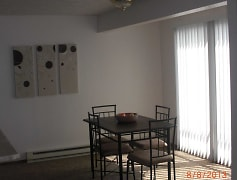 Dining Room, Valley 206 Apartments, 0