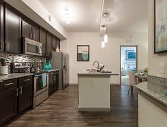 Kitchen, Orchid Run Apartments, 0