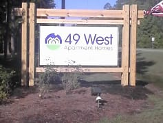 Landscaping, 49 West Apartment Homes, 0