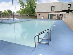 Pool, York Terrace East, 0