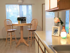 Kitchen, Farisswood Apartments, 0