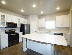 Kitchen, Greyhawk Townhomes, 0
