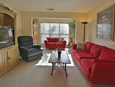 Living Room, Century Oaks Apartments, 0