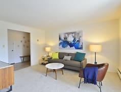 Living Room, Midtown Towers, 0