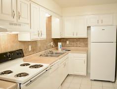 2 Bedroom Floorplan - Kitchen