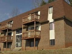 Building, Hill Court Apartments, 0