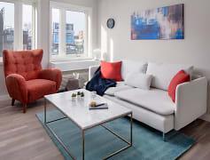 Living Room, Solo on Chestnut, 0